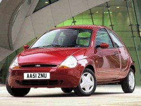 ford ka 1996 2006 car reliability index reliability. Black Bedroom Furniture Sets. Home Design Ideas
