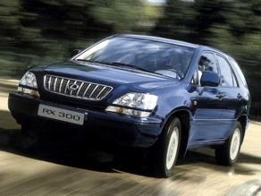 lexus rx300 2000 2003 car reliability index. Black Bedroom Furniture Sets. Home Design Ideas