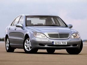Mercedes S-Class (1999-2005)