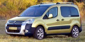 CITROEN Berlingo recall Jul 2008