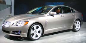 Car Recalls - Latest UK Vehicle Recalls - JAGUAR XF (petrol engine)  Recall