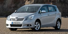 TOYOTA Avensis recall May 2004