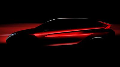 Mitsubishi SUV concept