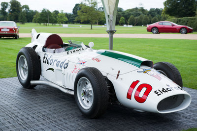 Maserati at the 2013 Goodwood Revival