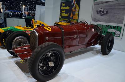 Alfa Romeo Ferrari