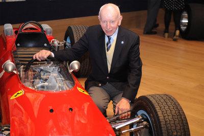 Ferrari 158 John Surtees