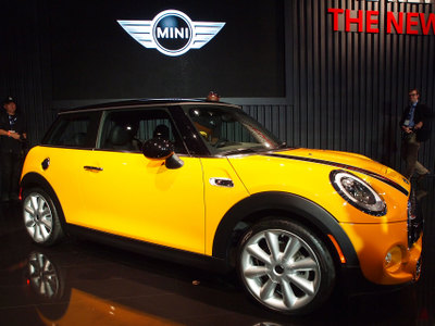 The New Mini Cooper