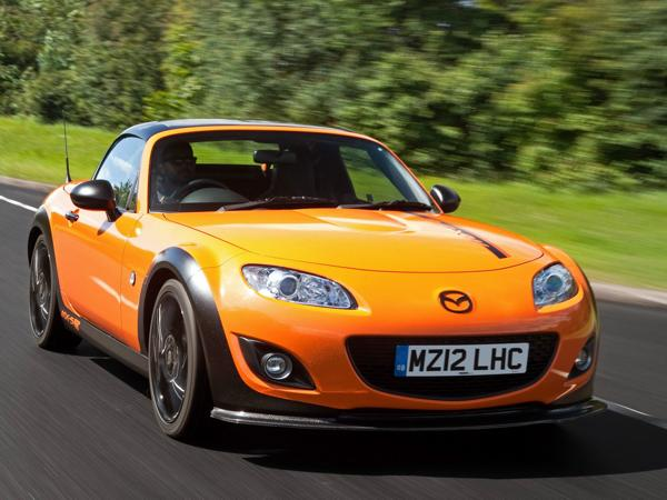 Mazda MX-5 GT wows Speed festival