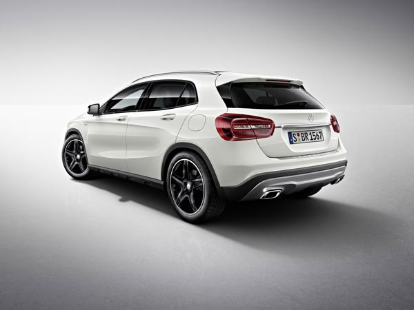 mercedes gla forum mercedes gla edition 1 revealed. Black Bedroom Furniture Sets. Home Design Ideas