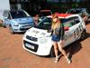 Pop star Foxes breaks World Record in Citroen C1
