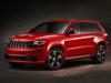 Jeep SRT Red Vapor revealed