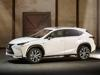 Lexus NX debuts at Flower Show
