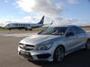 Mercedes charity drag race returns to Edinburgh Airport