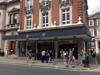 MG opens new central London flagship showroom