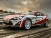 Toyota finalises GT86 CS-R3 rally car spec