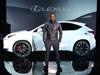 will.i.am designs his own Lexus NX