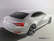 Car News - Skoda News - Skoda teases all-new Superb