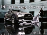 Infiniti news - Infiniti QX30 Concept SUV unveiled