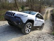 Jeep news - Jeep adds Trailhawk to Cherokee range