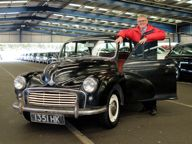 Morris news - BCA to sell Morris Minor again -�after 35 years