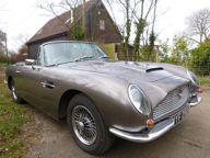 Aston Martin news - Rare Aston DB6 Volante up for auction