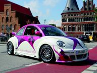 Volkswagen news - 10th VW Beetle Sunshine Tour