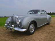 Bentley news - Rare Bentley R Type to star at Silverstone Auctions