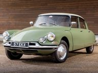 Citroen news - DS celebrates 60th at London Classic Car Show