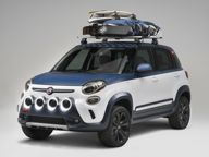 Fiat news - Fiat 500L-Vans design concept revealed