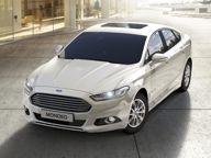 Ford news - All-new Ford Mondeo Hybrid production underway