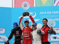 Auto news - Spectacular start to inaugural Formula E Championship