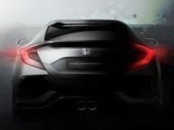 Honda news - Honda to debut Civic Hatchback Prototype in Geneva