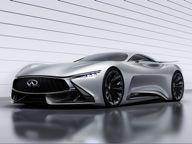 Infiniti news - Infiniti launches Concept Vision Gran Turismo in GT6