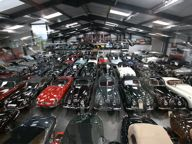 Jaguar news - Jaguar buys huge classic car collection