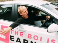 Hyundai news - Made in Chelsea boi Jamie Laing learns to drive with Hyundai