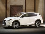 Lexus news - Lexus NX debuts at Flower Show