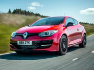 Renault news - New Megane Renaultsport 275 Cup-S revealed