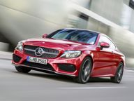 Mercedes-Benz news - Mercedes confirms C-Class Coupe pricing and spec