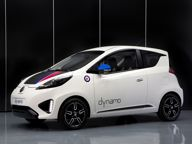 MG news - London debut for MG Dynamo electric concept