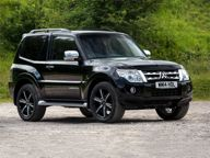 Mitsubishi news - Mitsubishi expands Shogun line-up