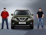Nissan news - Nissan GYM button allows 'workout-at-the-wheel'