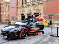 Peugeot news - Peugeot and Pudsey team up for BBC Children in Need