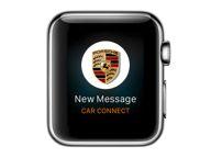 Porsche news - Porsche launches Apple Watch app