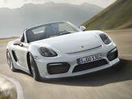 Porsche news - Porsche Boxster Spyder debuts in New York
