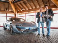 QUANT news - QUANT e-Sportlimousine approved for Europe