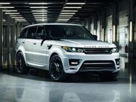 Car News - Range Rover News - Range Rover Sport gets Stealth Pack