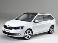 Car News - Skoda News - Skoda Fabia Estate pricing and spec confirmed
