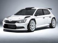 Car News - Skoda News - FIA approves new Skoda Fabia R 5 rally car