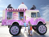 Car News - Skoda News - Skoda unveil world's biggest ice-cream van