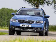 Car News - Skoda News - Skoda Octavia Scout to start from £25k